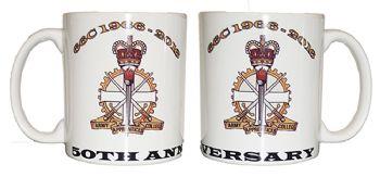 Army Apprentice Anniversary Mug